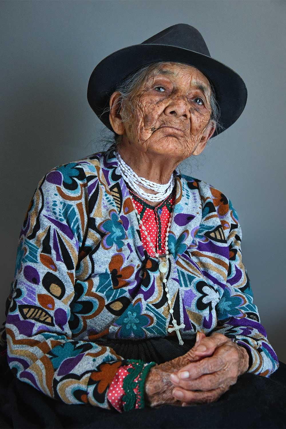 Mària, 102, Vilcabamba, Ecuador, 2015