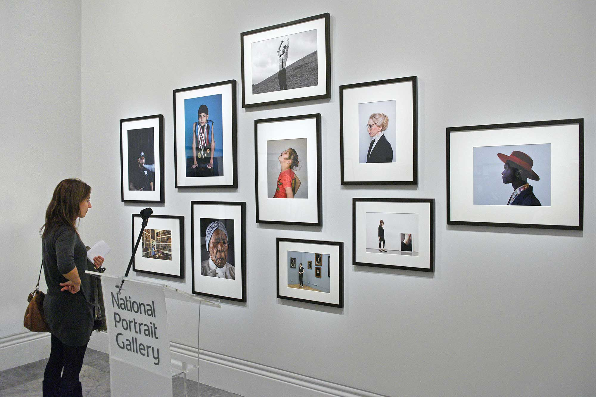 Taylor Wessing Photographic Portrait Prize 2016, National Portrait Gallery London