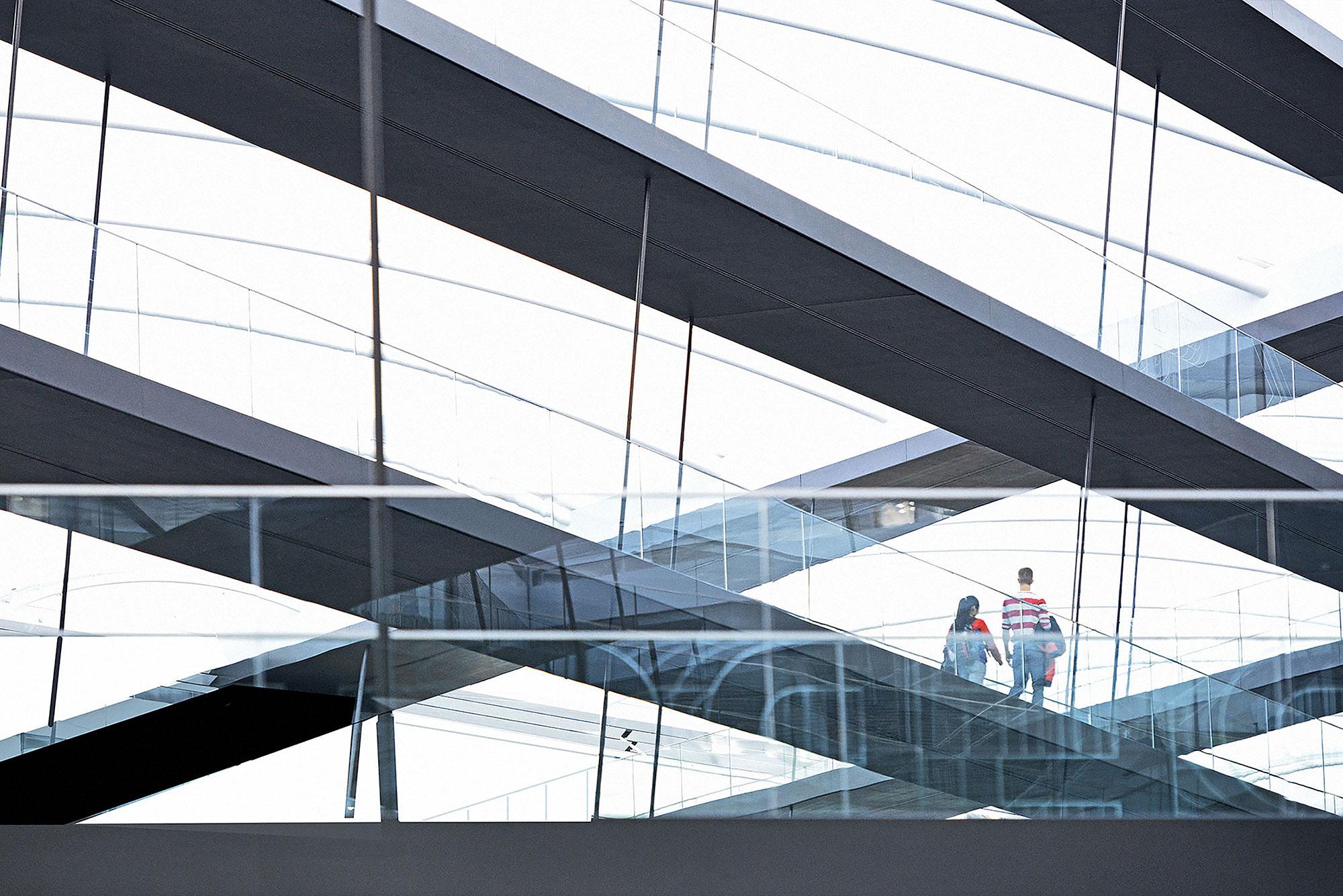 adidas Laces, Herzogenaurach (architect: BauNetz Architekten)