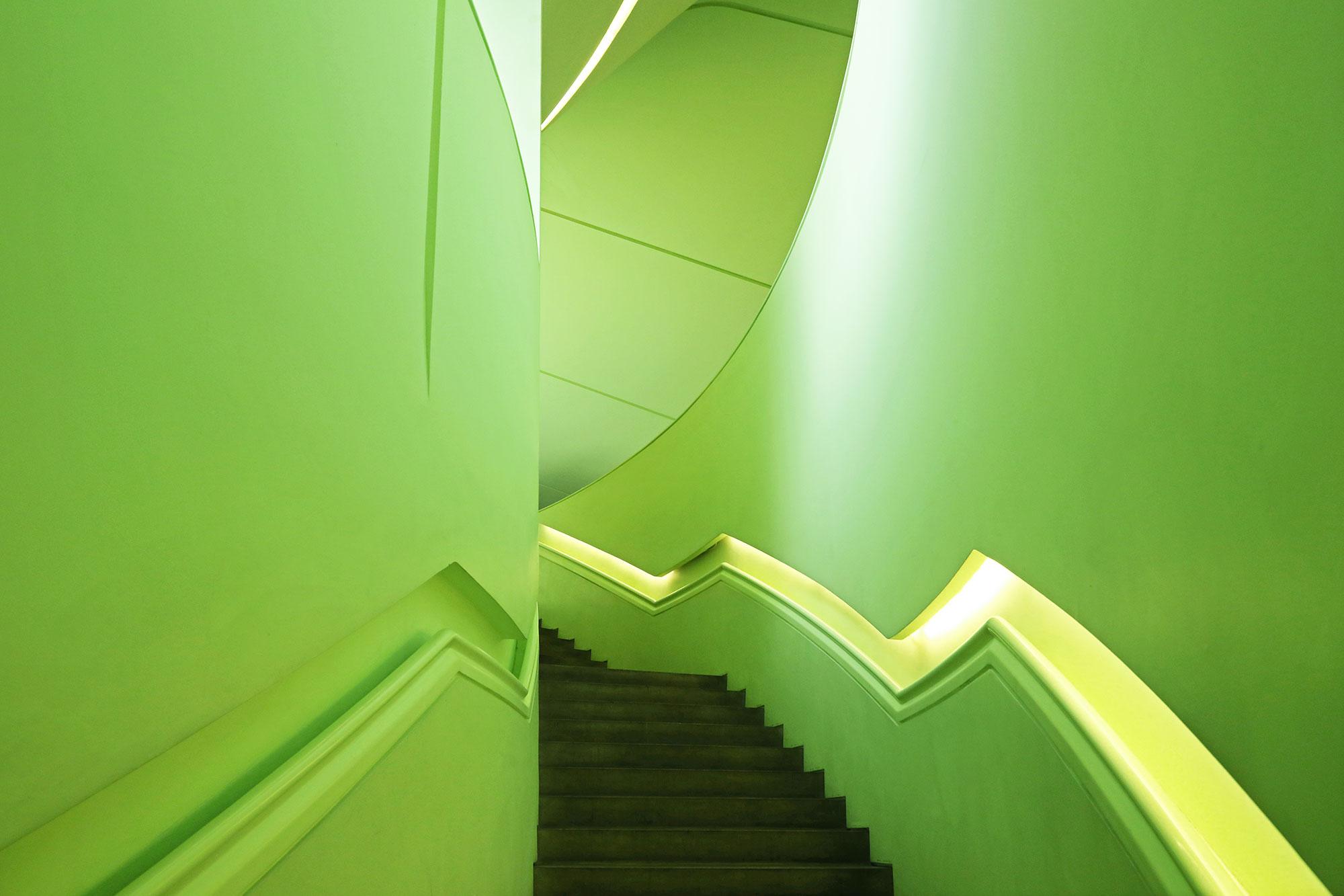 Riverside Museum, Glasgow (architect: Zaha Hadid)