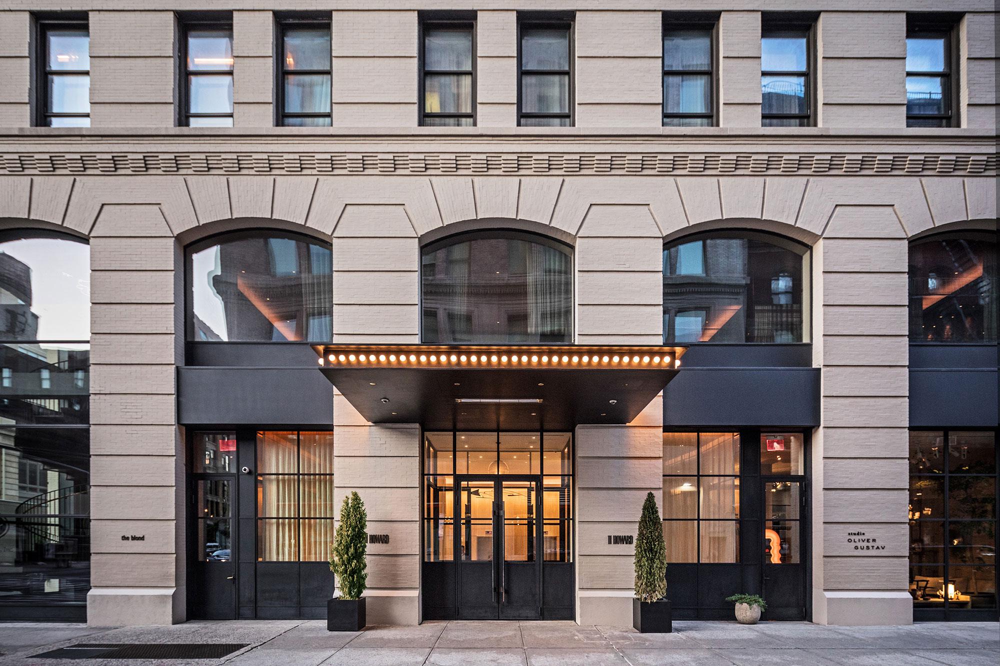 11 Howard, New York (architect: Anda Andrei)