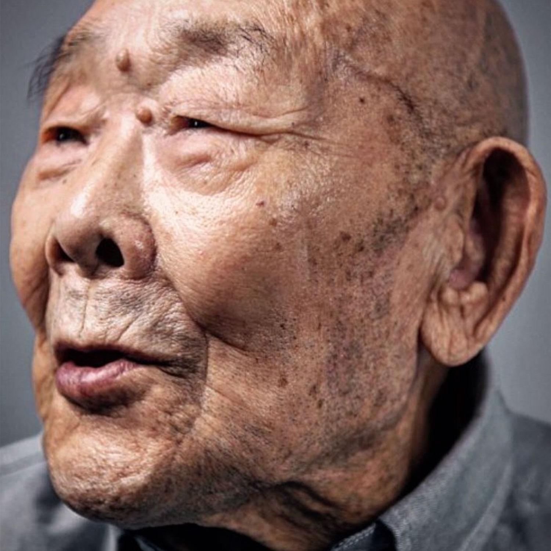 Kiichiero Nakajima, 100, Sapporo, 2015