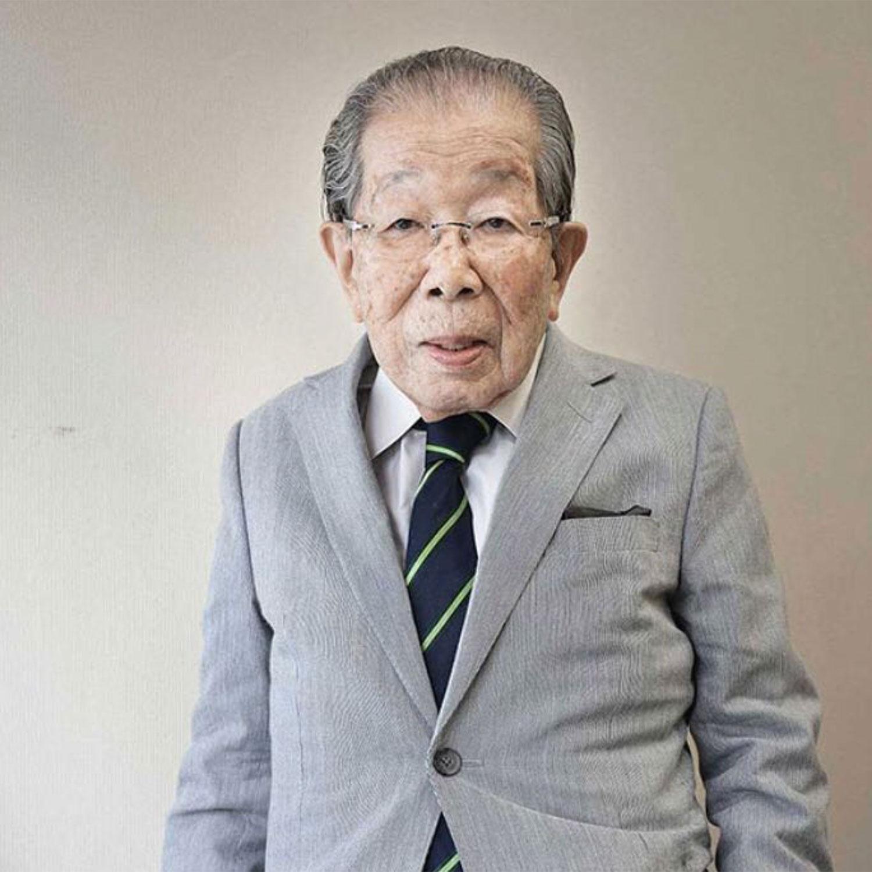 Dr. Shigeaki Hinohara, 102, Tokyo, 2013