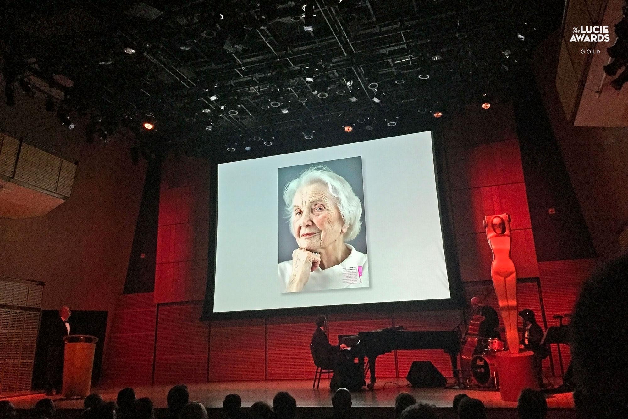 LUCIE Awards 2015, Carnegie Hall, New York