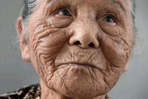 Tonaki, 102, Okinawa, Japan, 2014