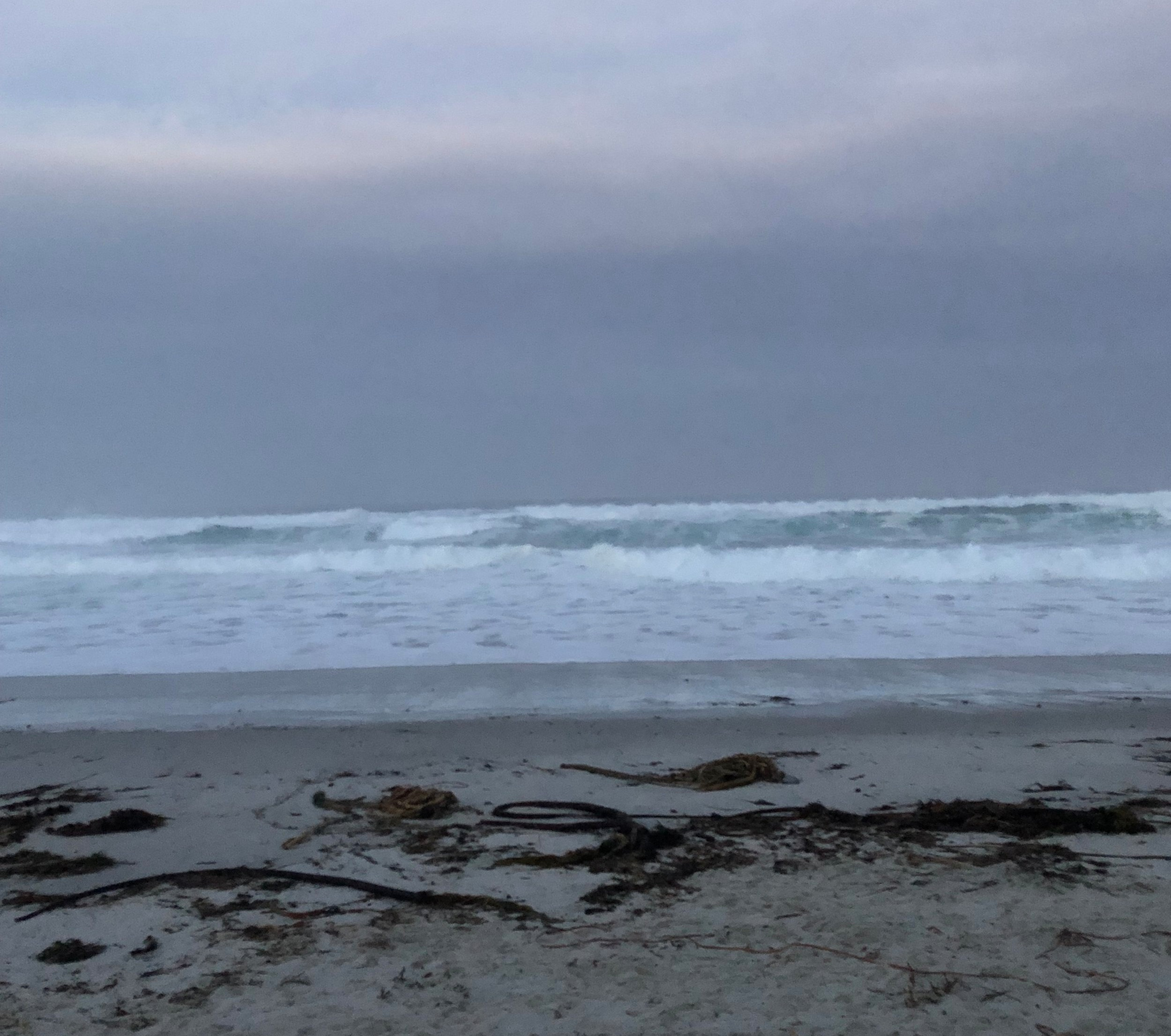 "Asilomar State Beach and Conference Grounds ( link ) home base for the One Idea Away ""Uncover"" Retreat last weekend."