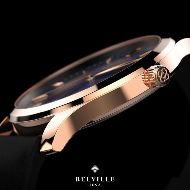 Our automatic rose golden piece from the Royal Hill collection. #belville #likeback #instagramer #watchfan #veryrare #amazing #beautifull #transparent #millionairelifestyle #goldstrap #audemarspiguet #factoryon #undoneaqua #watchporn #watchcollection #timepiecescollection #watchobsession #watchforsale #affordableluxury #watchmaker #watchart #watchfreaks #watchessentials #watchmaking #timepieceperfection #watchgram #dapper #dailywatch #manlyfashion