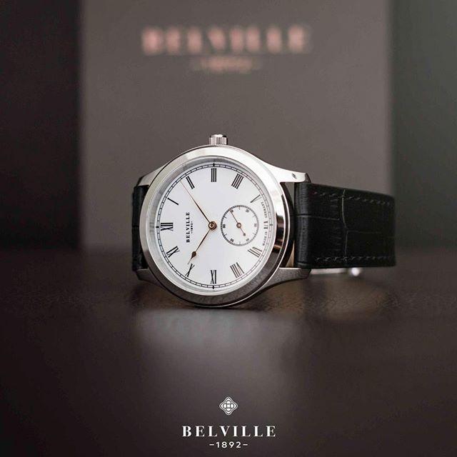 "BELVILLE ""AVENUE"" 38,5MM. #belville #likeback #instagramer #watchfan #veryrare #amazing #beautifull #transparent #millionairelifestyle #goldstrap #audemarspiguet #factoryon #undoneaqua #watchcollection #timepiecescollection #watchobsession #watchforsale #affordableluxury #watchmaker #watchart #watchfreaks #watchessentials #watchmaking #timepieceperfection #watchgram #dapper #dailywatch #manlyfashion #london"