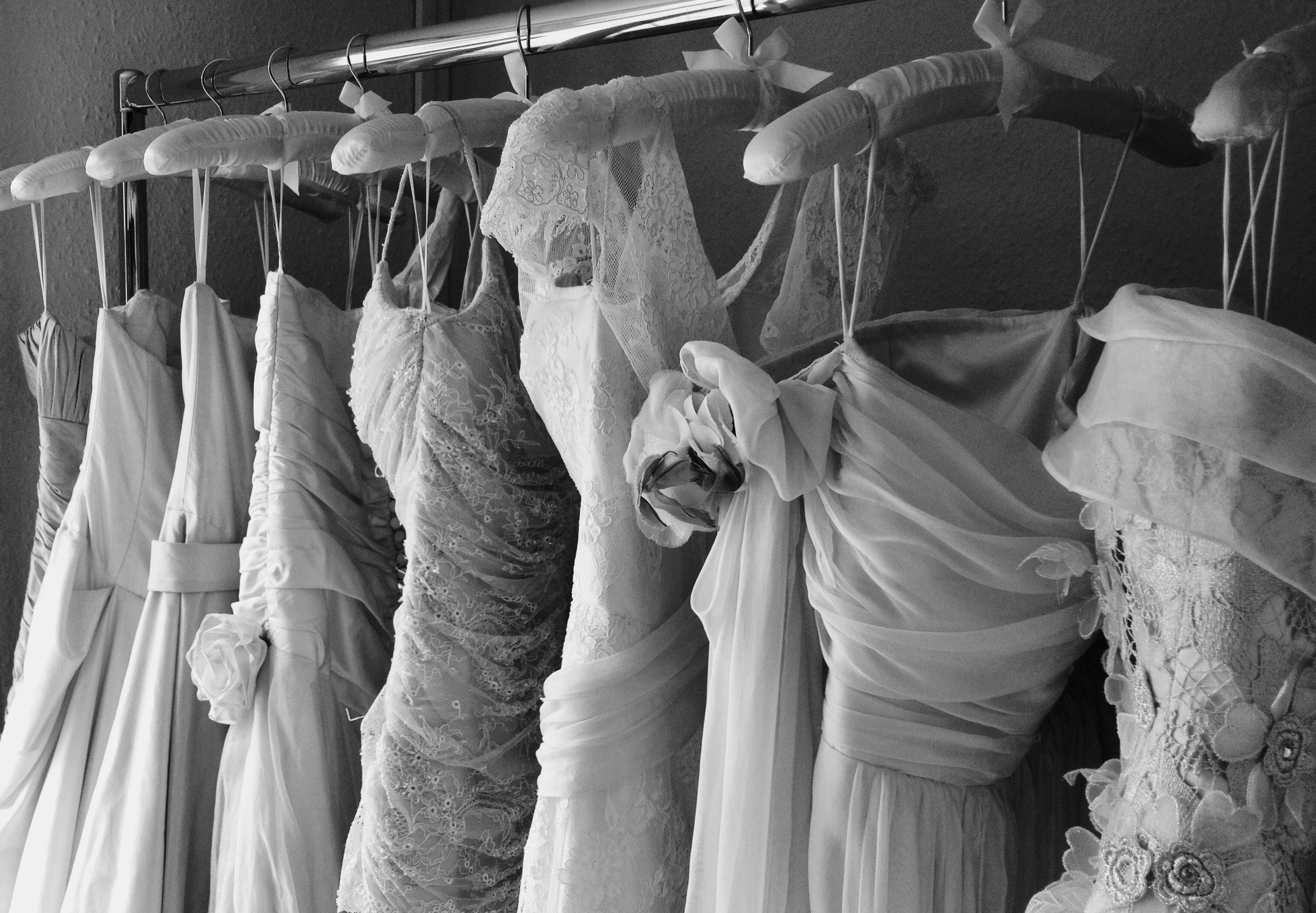 The Wedding Wokshop - wedding dress and bridal gown shop in Ampthill, Bedfordshire, near Hitchin, Woburn, Milton Keynes