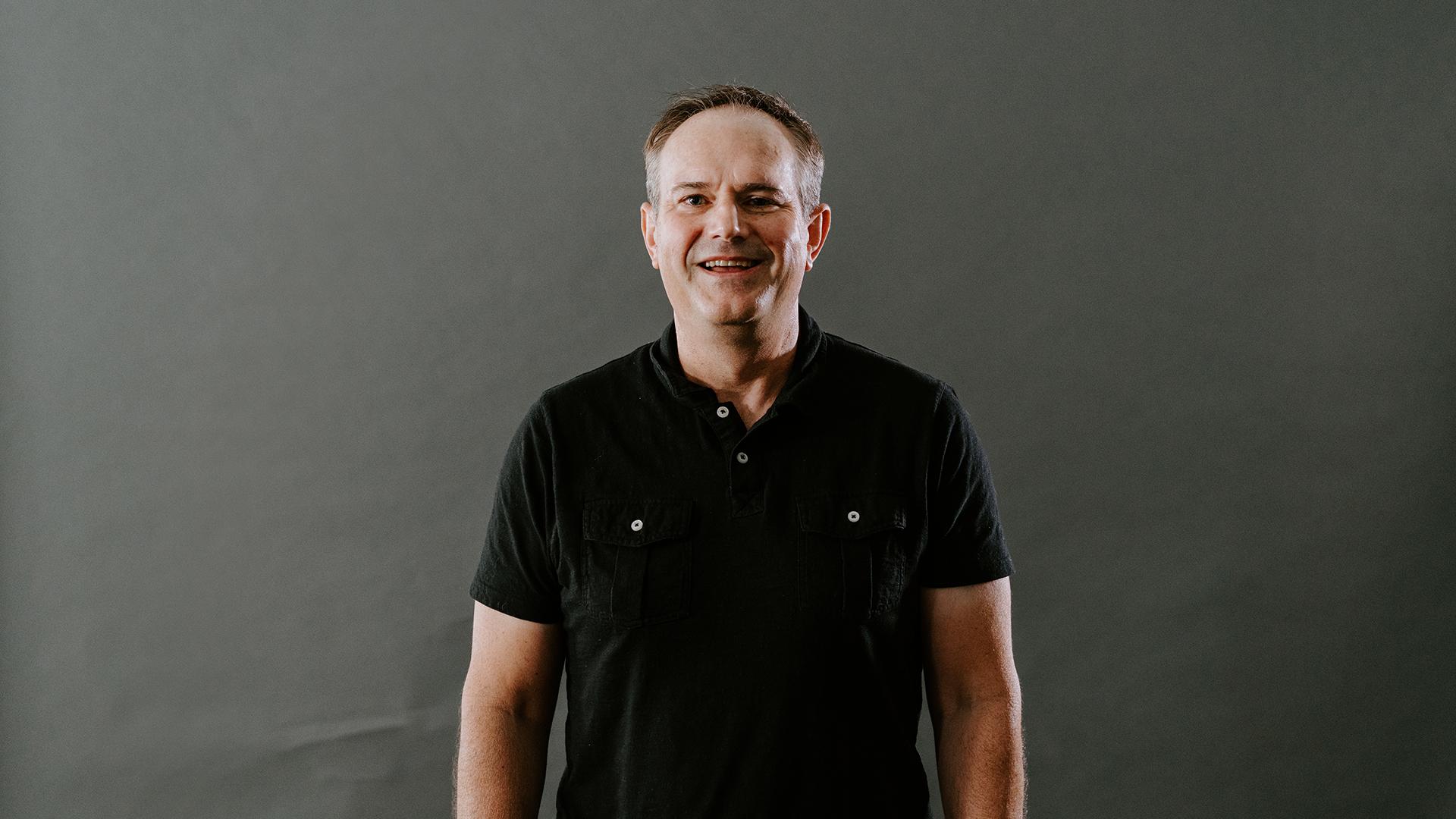 KIRT HENMAN   Senior Pastor //  staff@gracechapel.cc