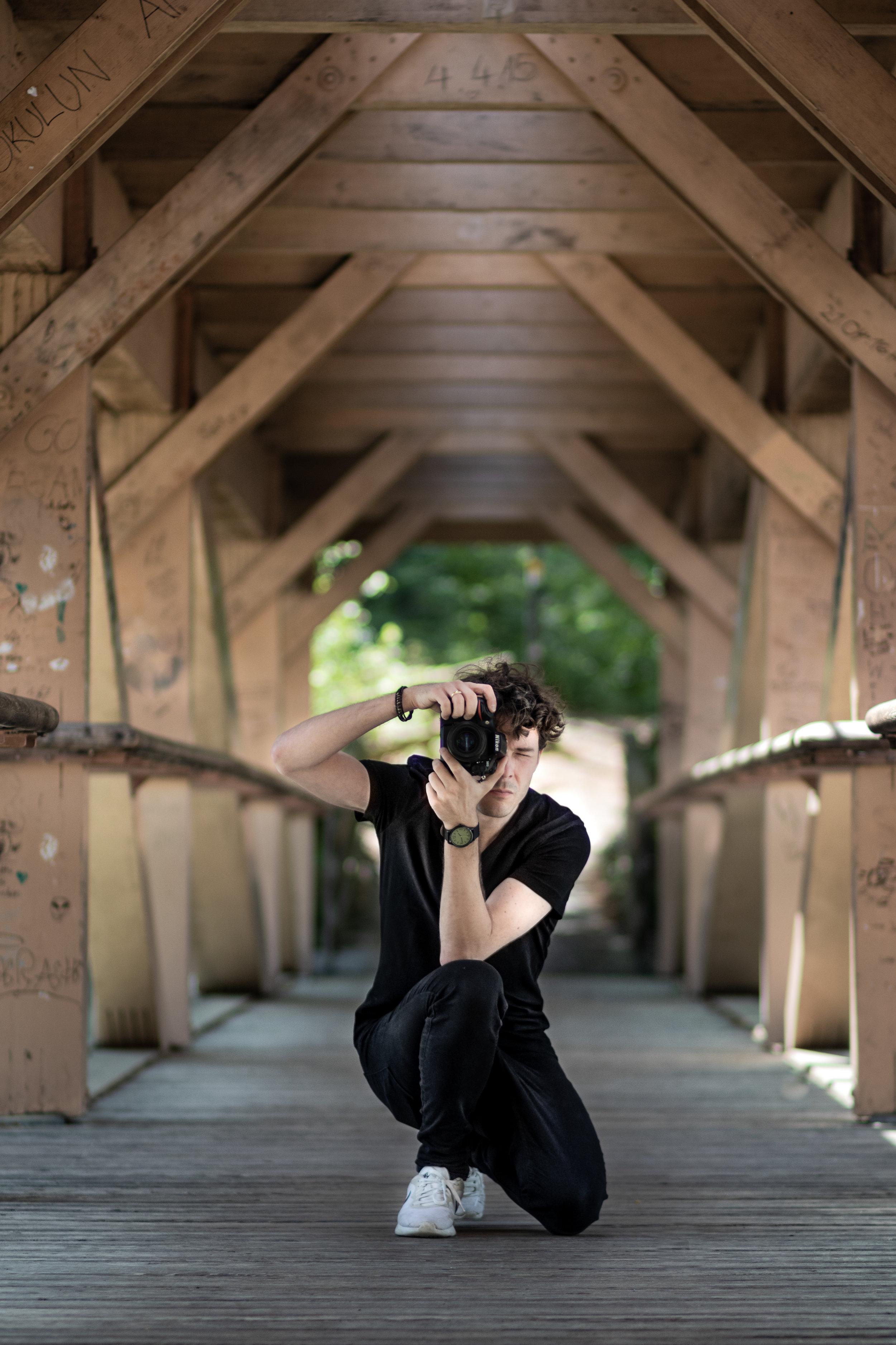 Victor Marin Roman - Fotografie
