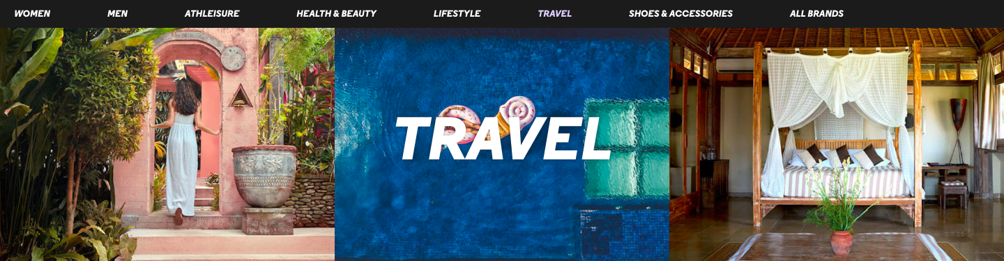 Check out some of Jewel's brands that will help us get cash back when we travel. They have hotels, airlines, and travel agencies that we use ALL THE TIME.  Plus clothing and beauty brands that we bring on travel, think Glossier SSENCE, and more. Check them out and start getting money back for shopping!   https://usejewel.com/categories/travel