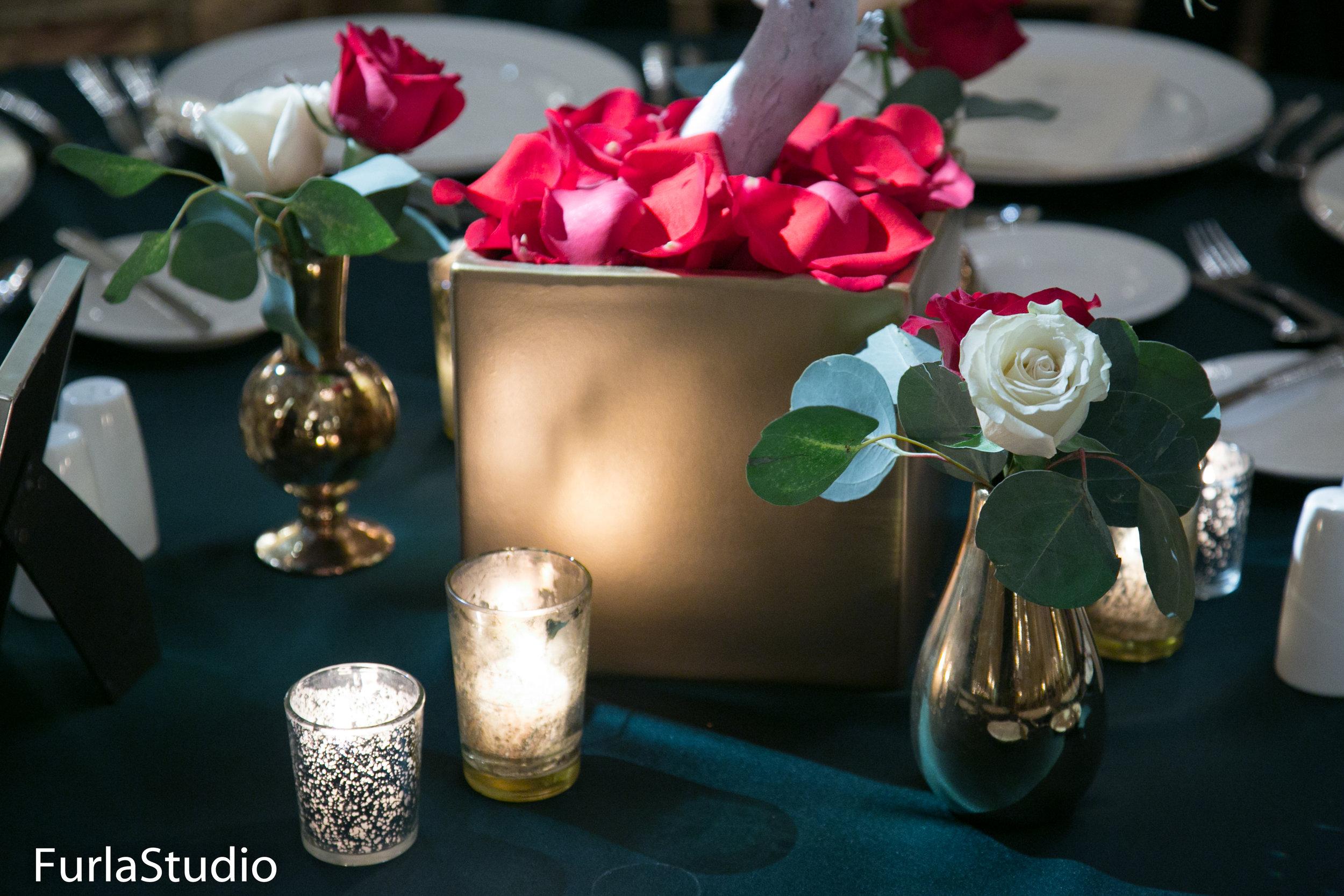 Emerald Winter Wedding   Your Day by MK   Chicago Wedding Planner   MK Andersen