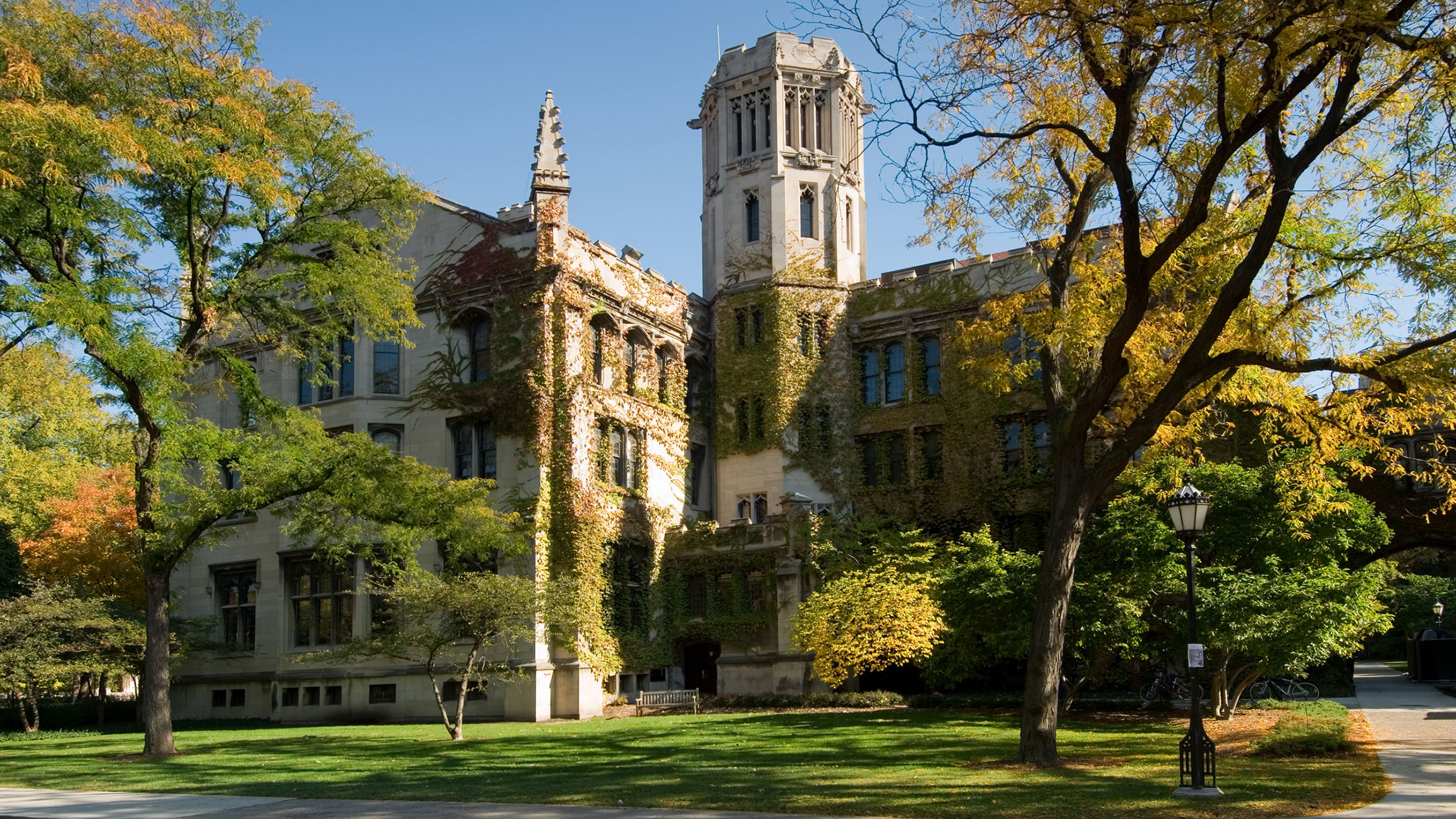 University of Chicago - Chuck Szmurlo