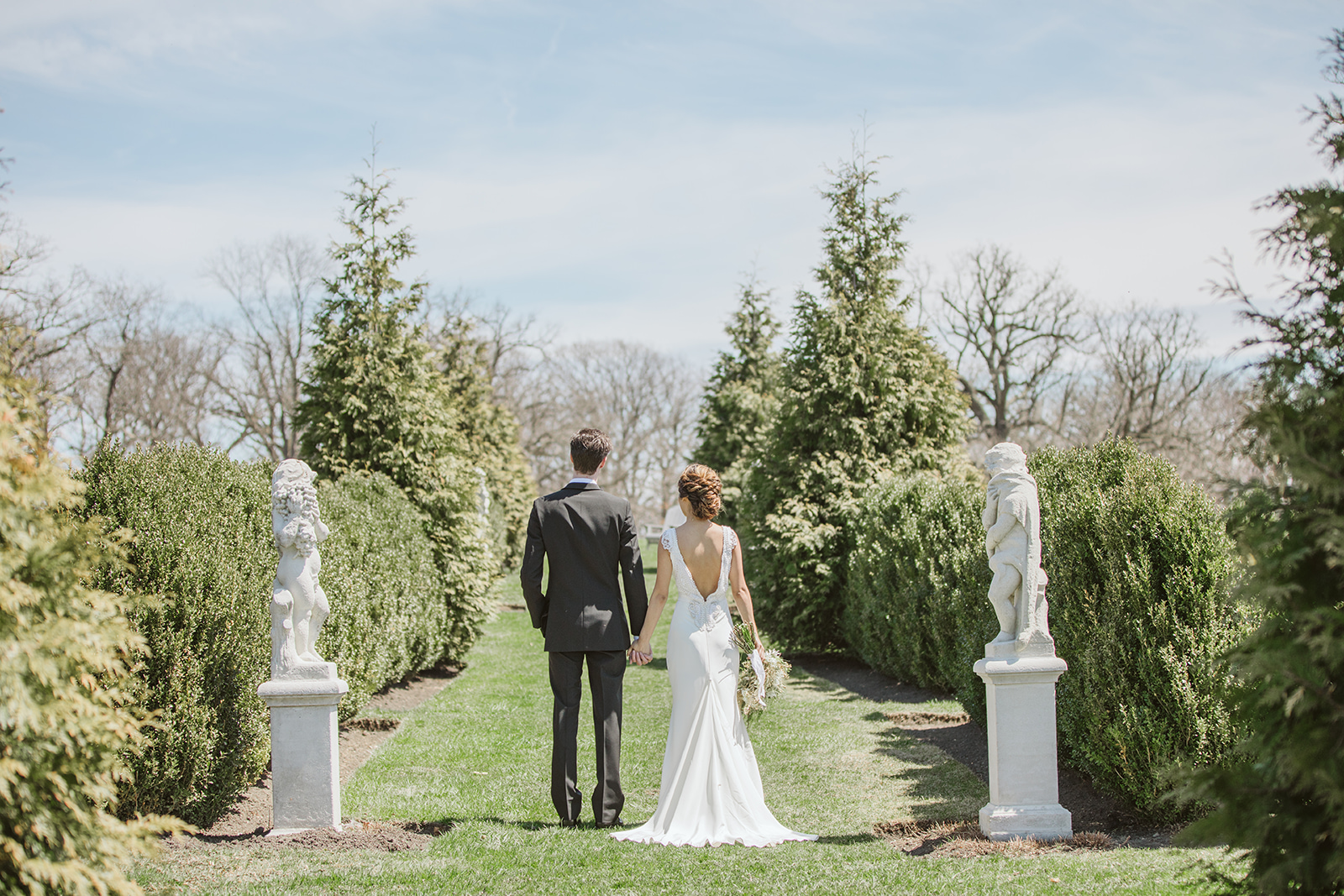 Vintage and beaded detailed wedding dress from designer Anna Campbell