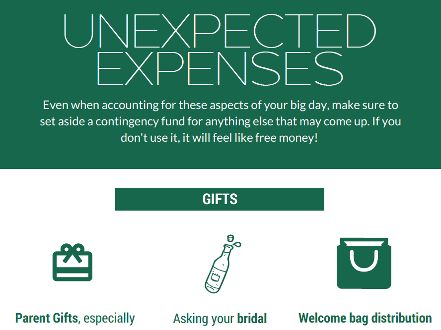Unexpected Expenses while Planning a wedding.png