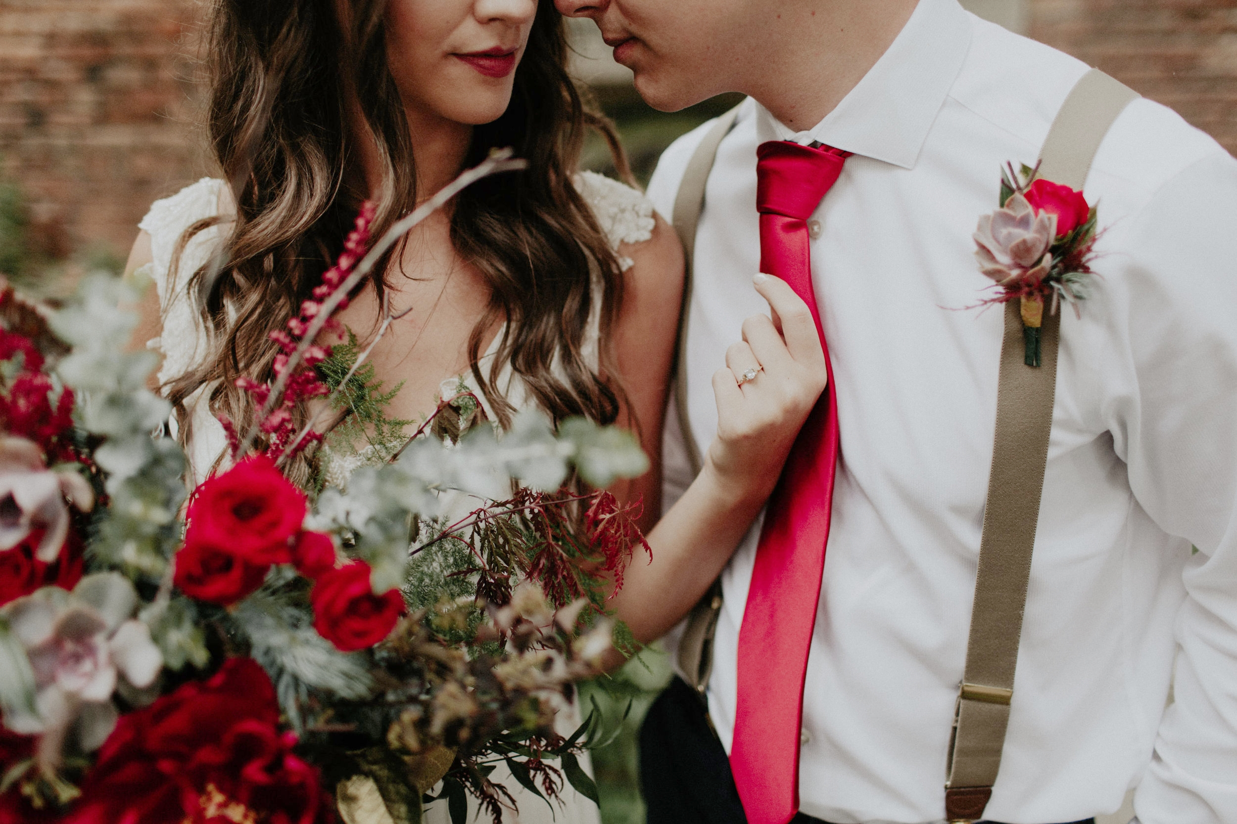 Elopement Styled shoot By Meredith Washburn Photography