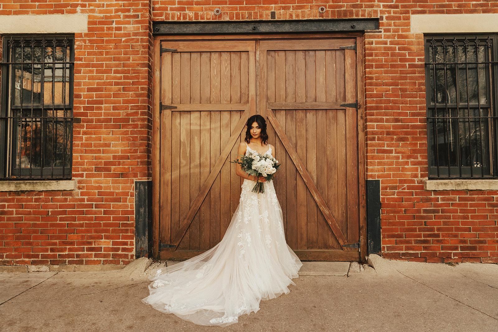 Winter Wedding Chicago Gold Wedding White Floral | Chicago Wedding Planner | Your Day by MK