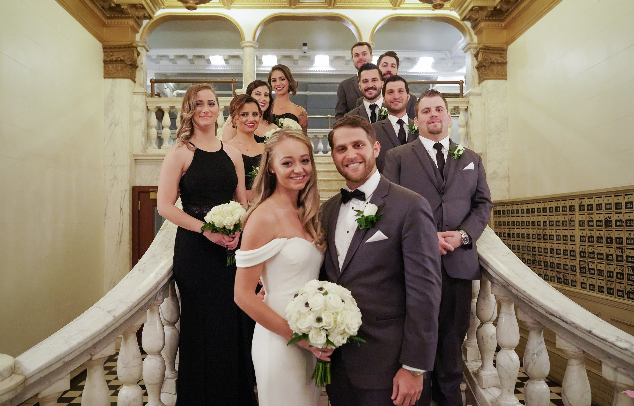Chicago Athletic Association Wedding | Fall Wedding | Chicago Wedding Planner | Your Day by MK