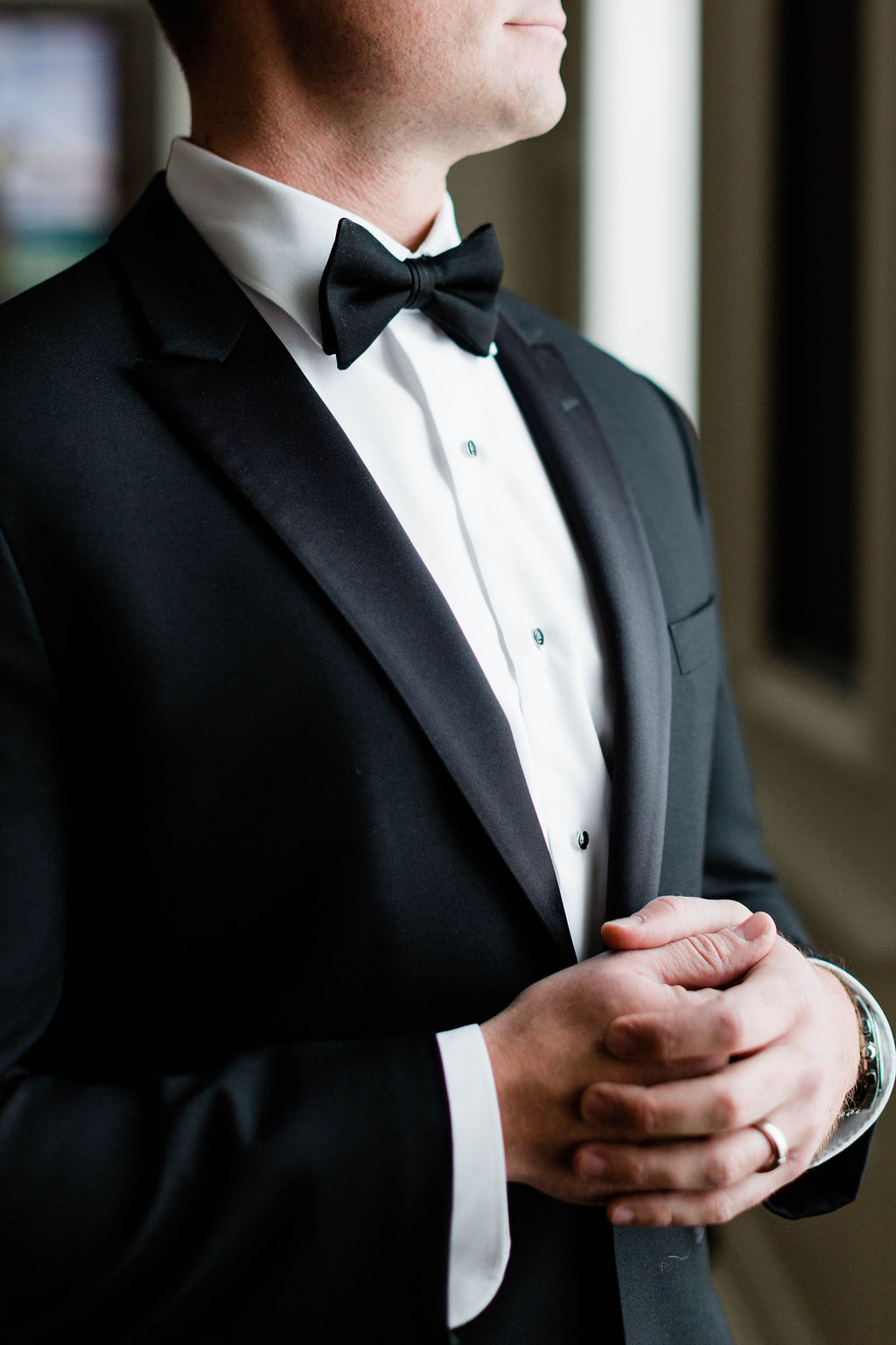 Black Tie | Chicago History Museum | Black and White Wedding | Black Tie Wedding | Your Day by MK | Chicago Wedding Planner |
