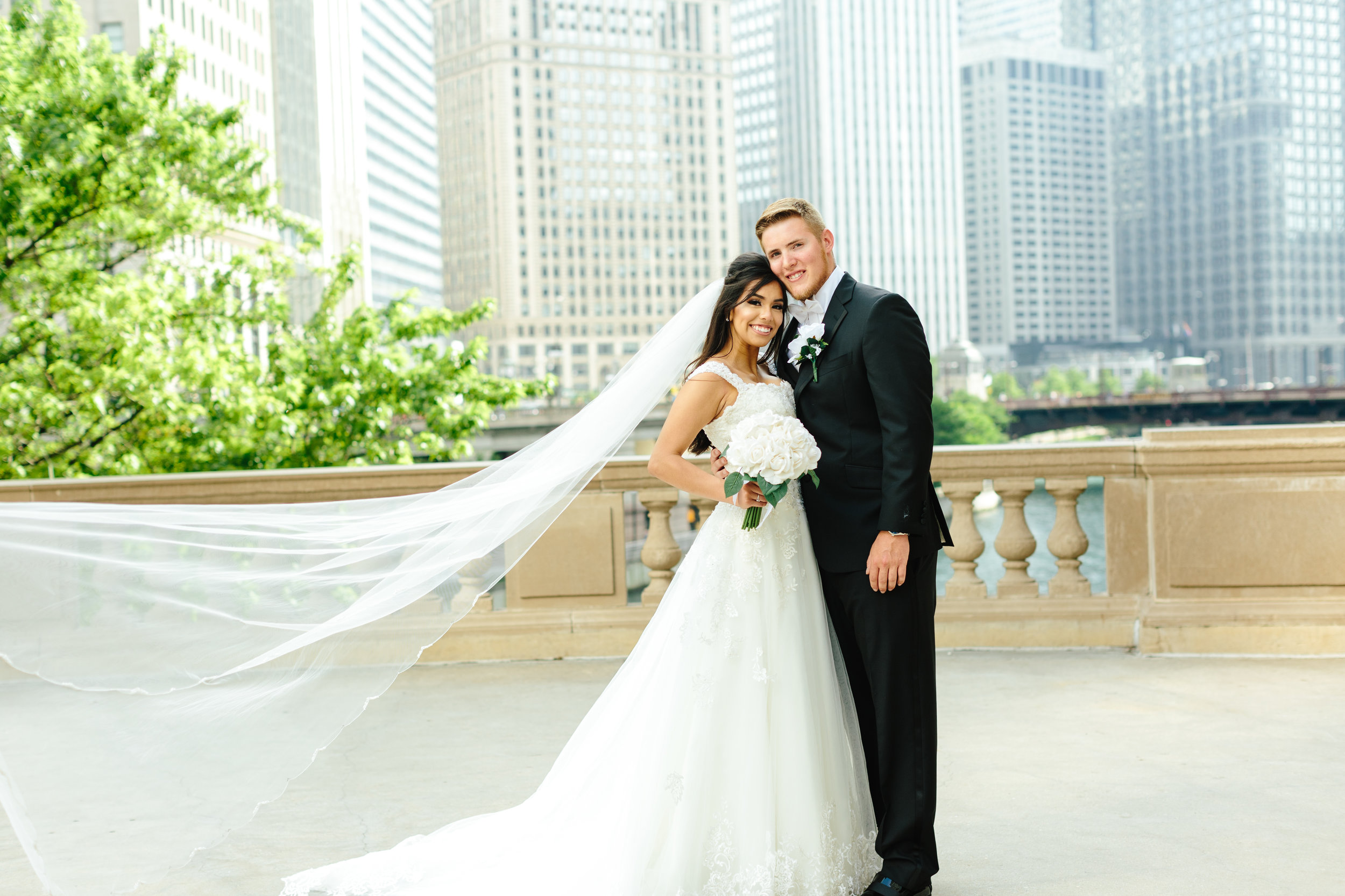 Your Day by MK | Chicago Wedding Planner | Chicago Wrigley Building Wedding