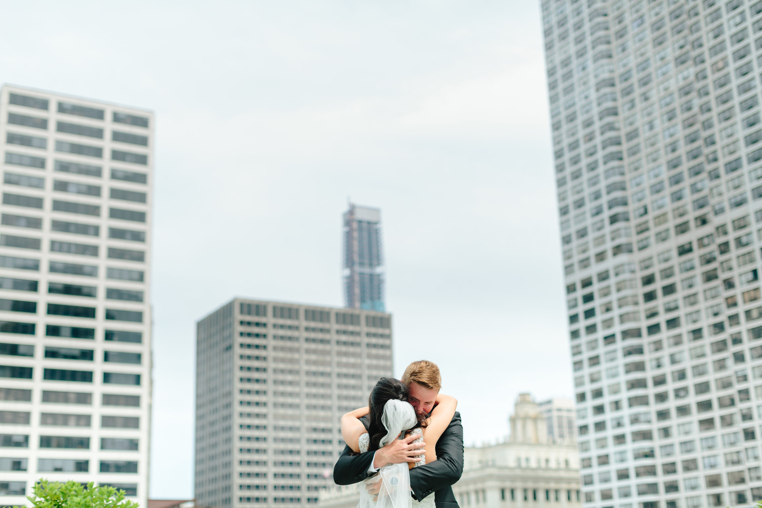 Your Day by MK | Chicago Wedding Planner | Kimpton Palomar Wedding | Black and Gold |