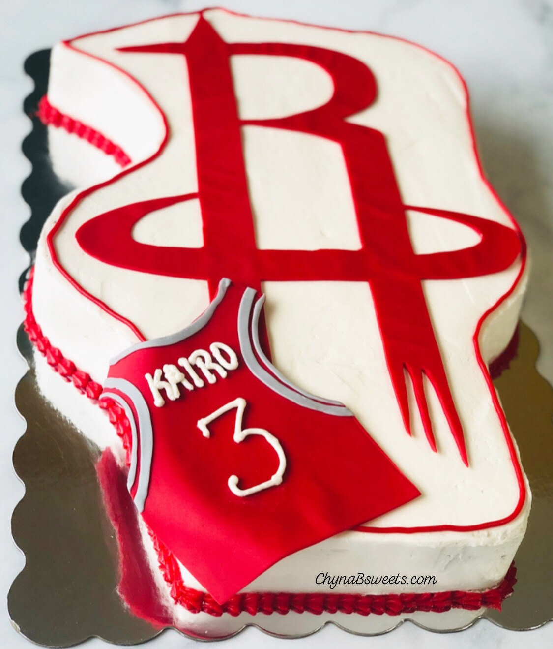 Houston Rockets!