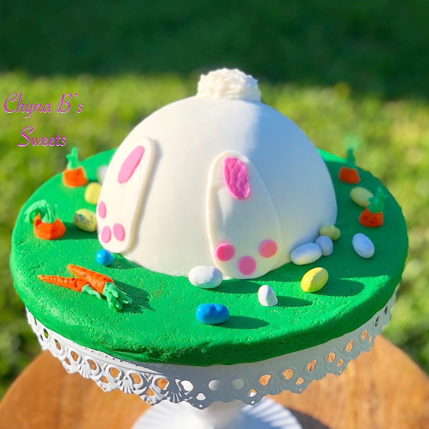 Easter Bunny Bottom!