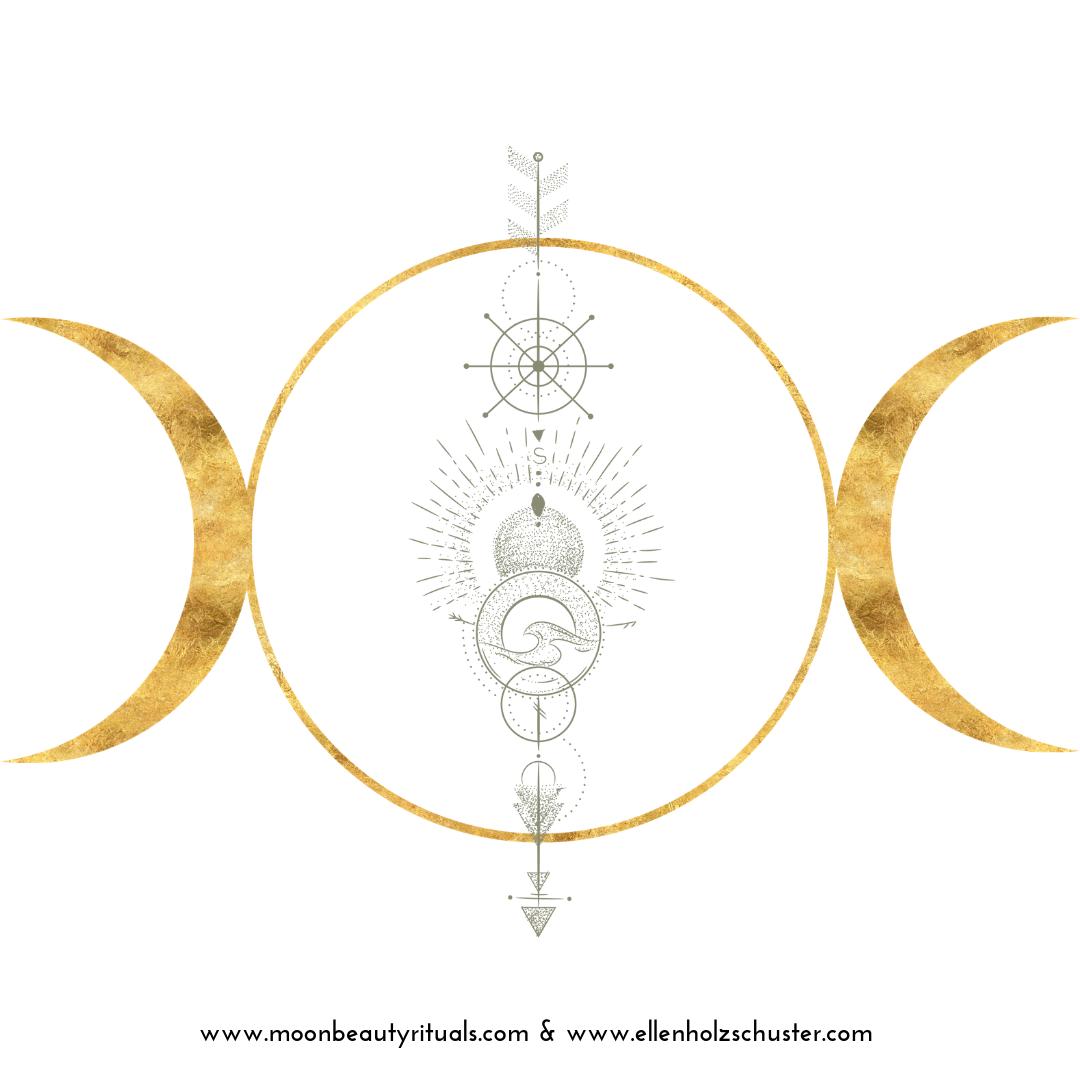 Mondkreis:Dein OnlineFrauenzirkel - Mondkreis ist ein monatlicher Online Frauenkreis im Selbststudium. Ganz in deiner Zeit und in deinem Rhythmus. Wo auch immer du lebst und bist. Du bekommst darin monatliche Inspirationen und Meditationen zu Neu- und Vollmond. Du lernst dein weibliches Leben den Bewegungen des Mondes & und mit Hilfe der Intuitiven Astrologie auszurichten.Zu wissen & erfahren, wann der richtige Zeitpunkt für Ruhe, Entspannung ist und wann Aktion nach außen angesagt ist. Mondkreis führt dich zurück. Zu einem Leben im Kreis des Mondes. Im Kreis mit dir.Ein Online Programm für die Selbstbestimmte Frau mit Nives Gobo & Ellen Holzschuster.