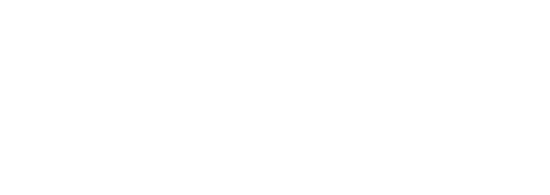 Line drawing of three succulents