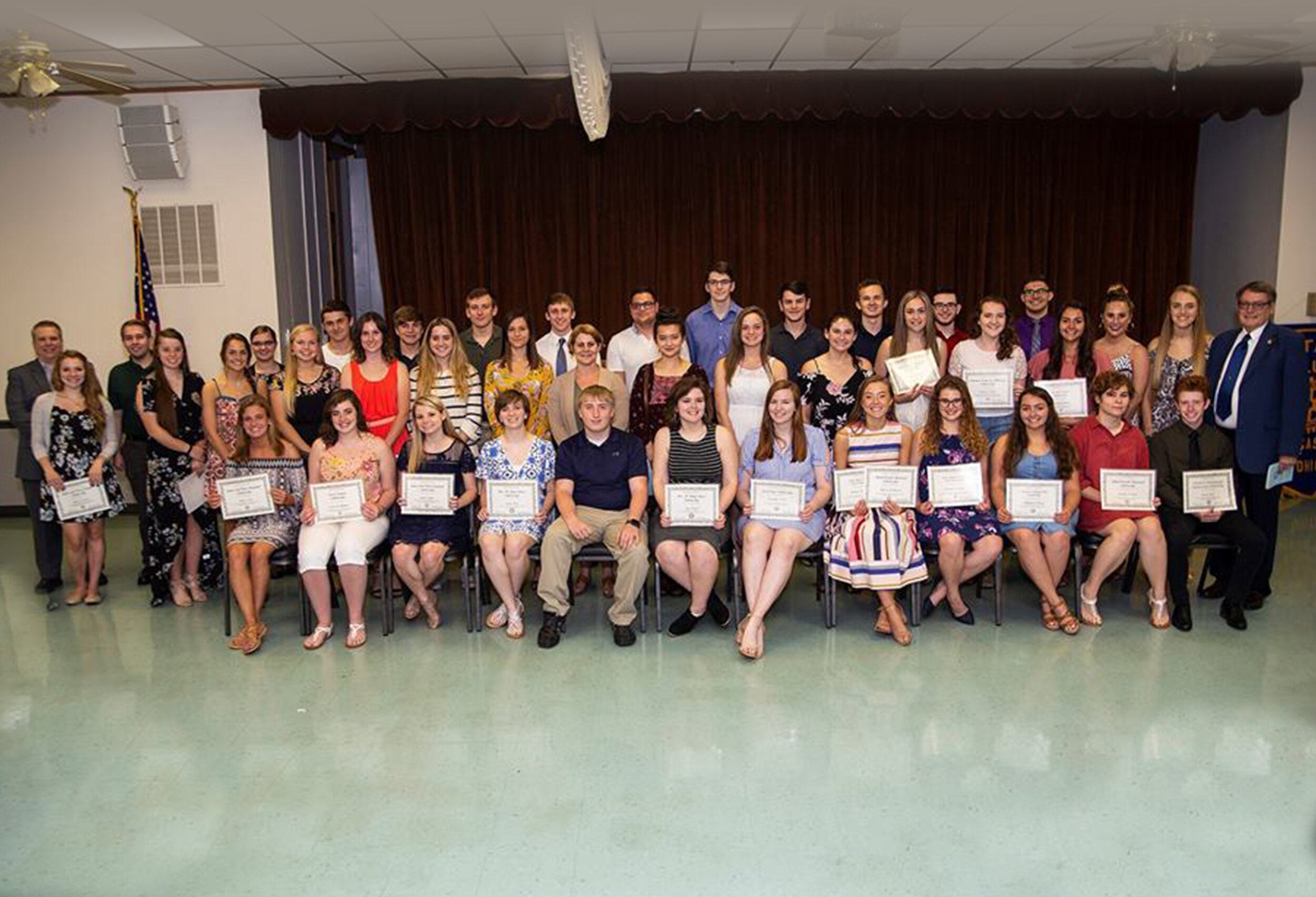 Scholarships - Helping Fairfield County students achieve their post high school education goals.