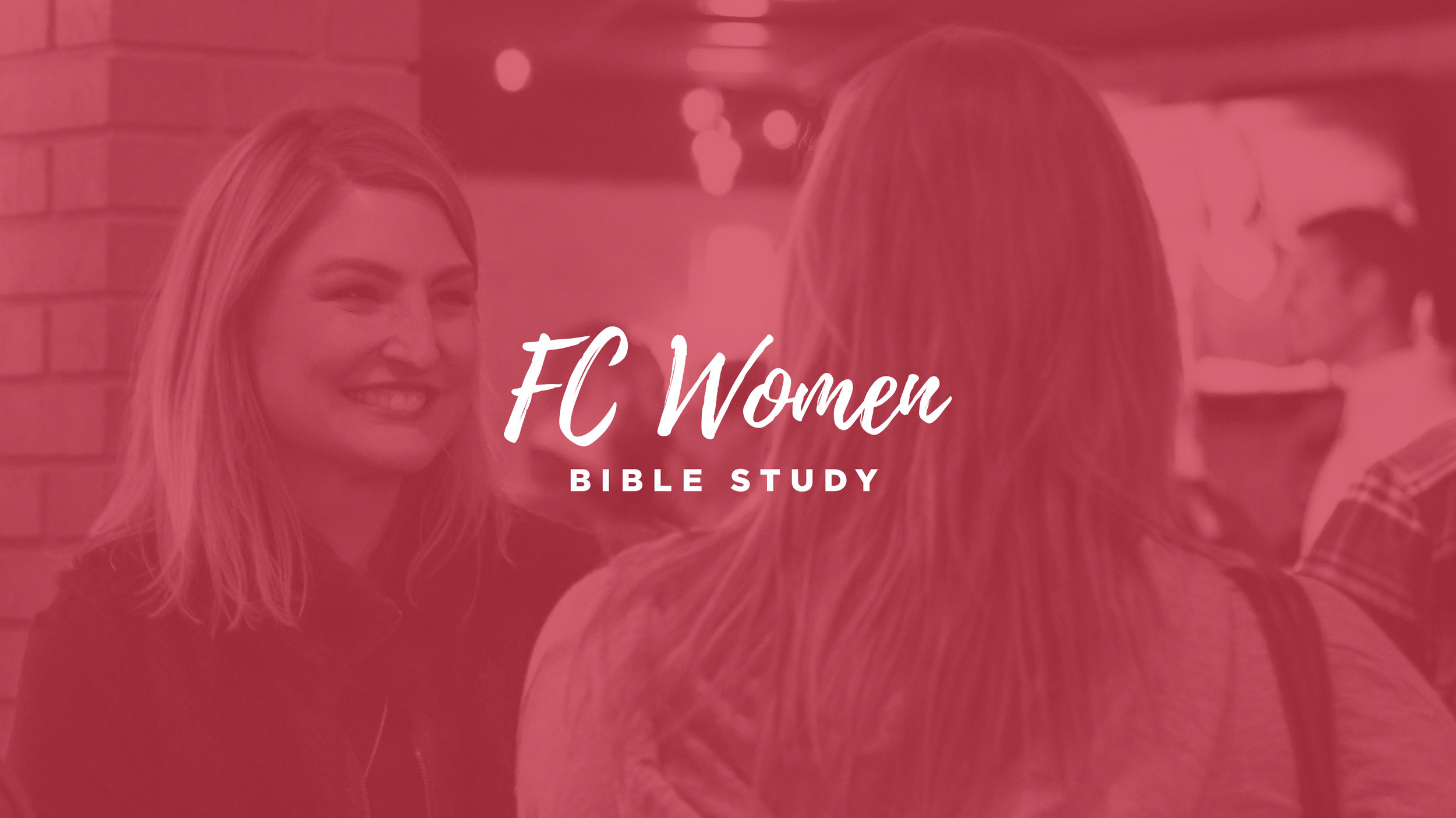 Foundations Church Women Bible Study