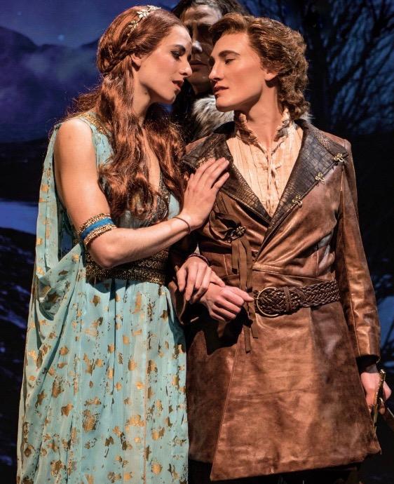 Title role in Handel's  Ariodante  with Eklund Opera 2018 - Photo Credit CU Presents
