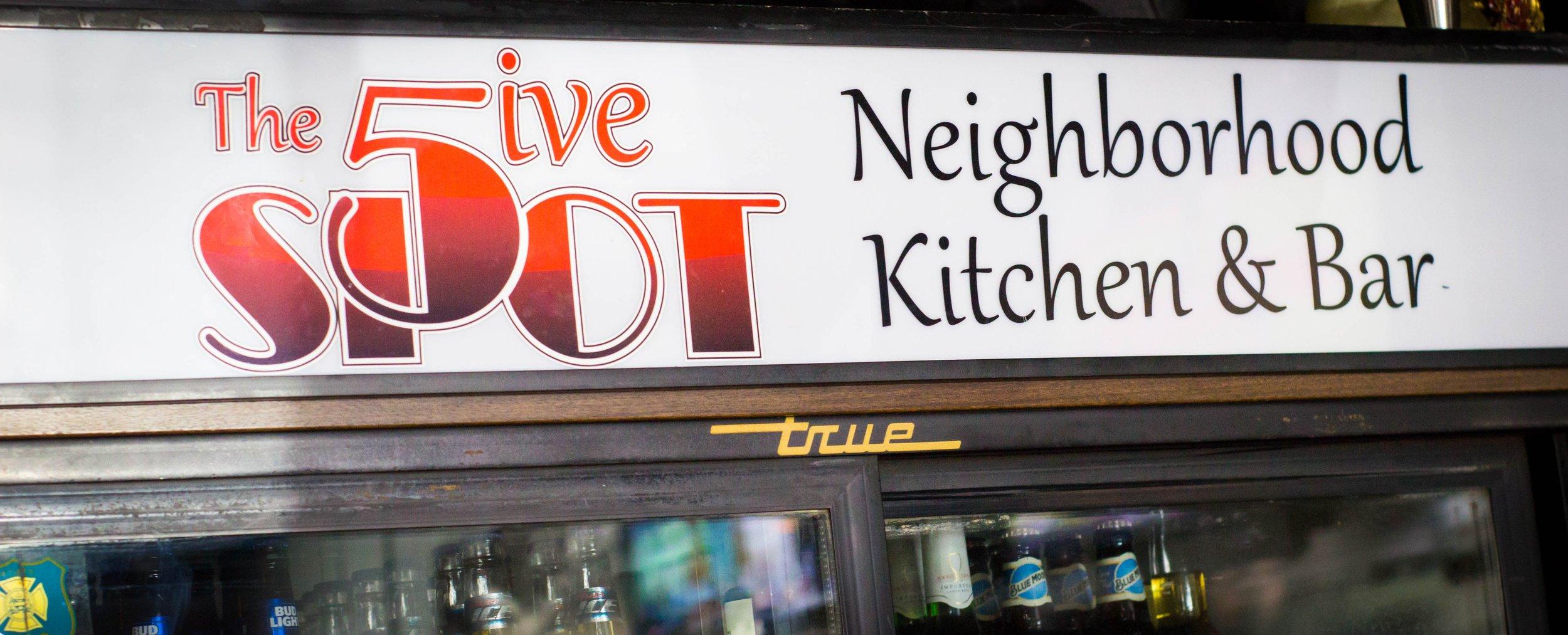 The 5ive spot Baltimore  ,  Five Spot Randallstown, MD