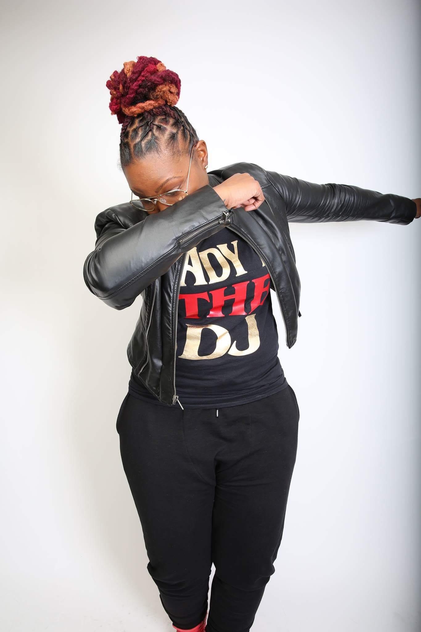 DJ Lady Mysterious- Mel Payne