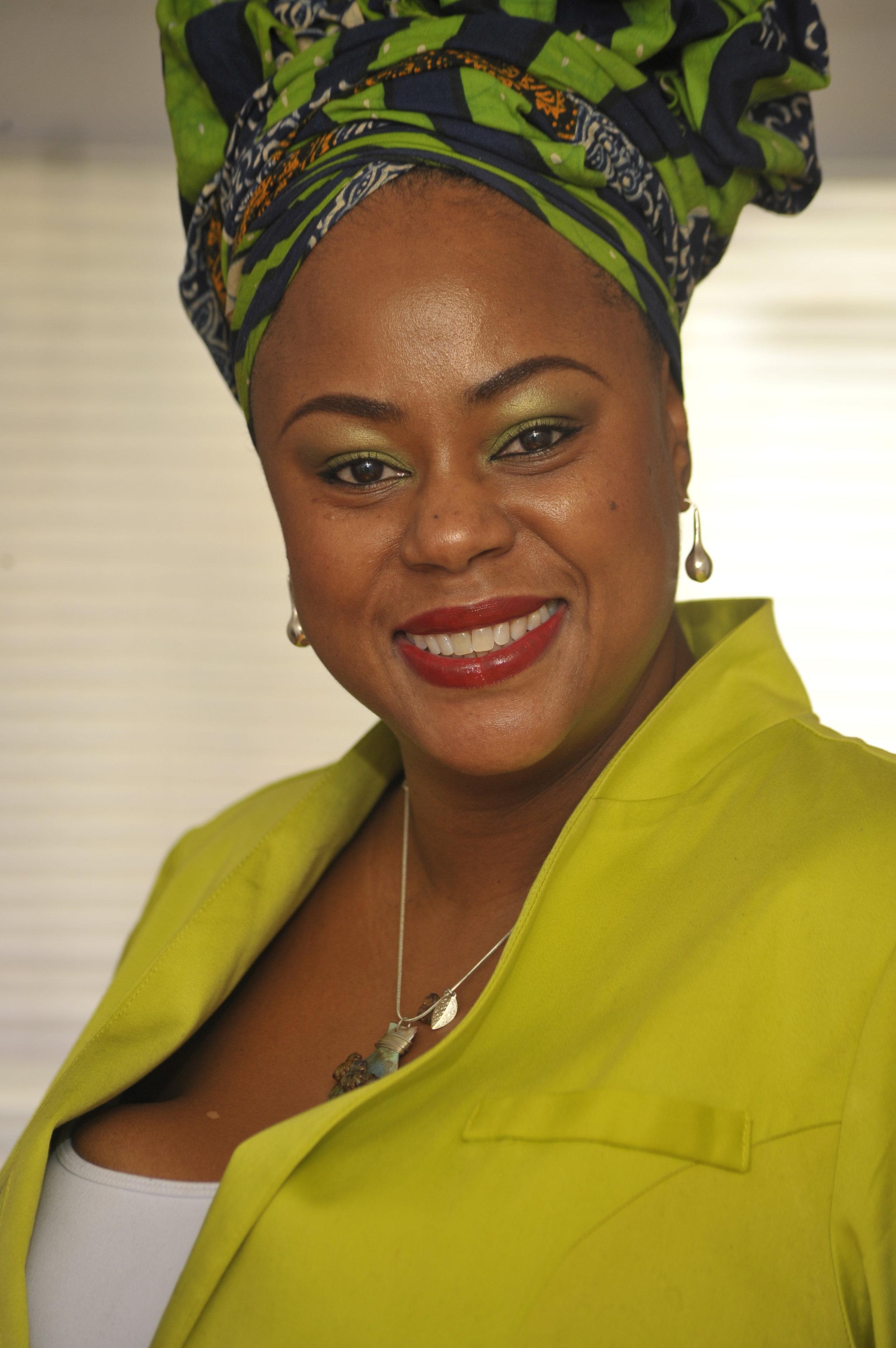 Green Ambassador- Environmental Specialist Cathy Allen.JPG