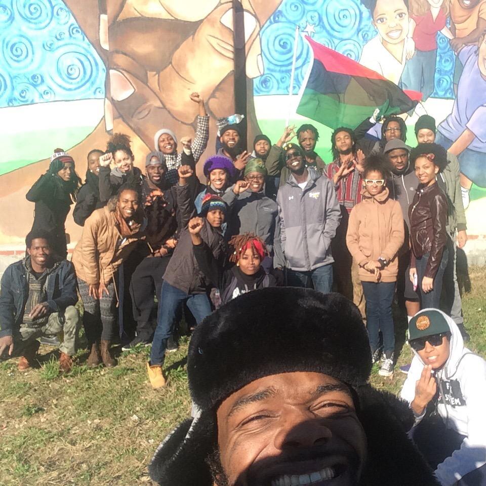 Fix Baltimore : Urban Farming Baltimore, MD  & Civil Wrongs Founder Ejay McDonald