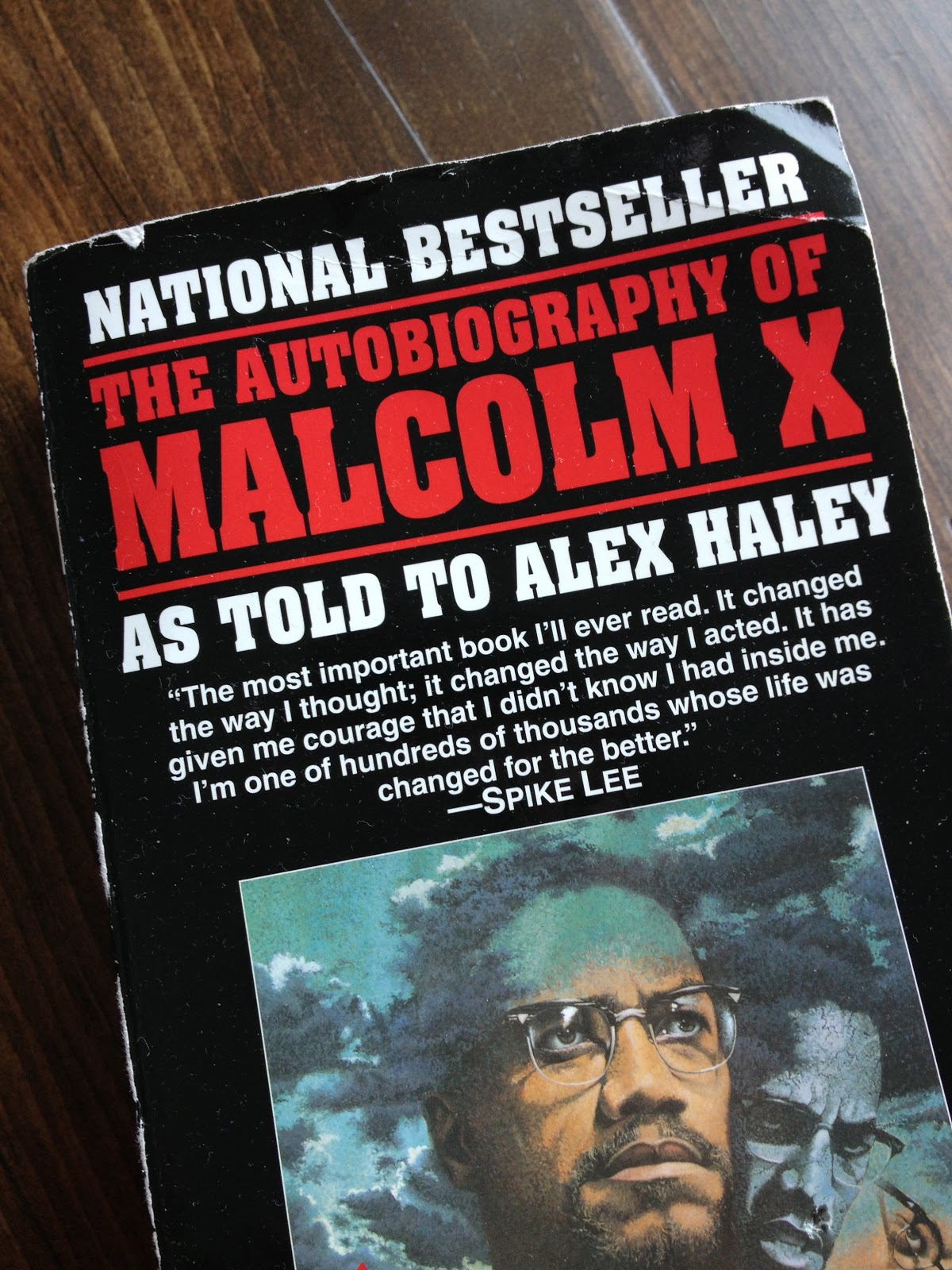 Autobiography of Malcolm X as told to Alex Haley Book Review