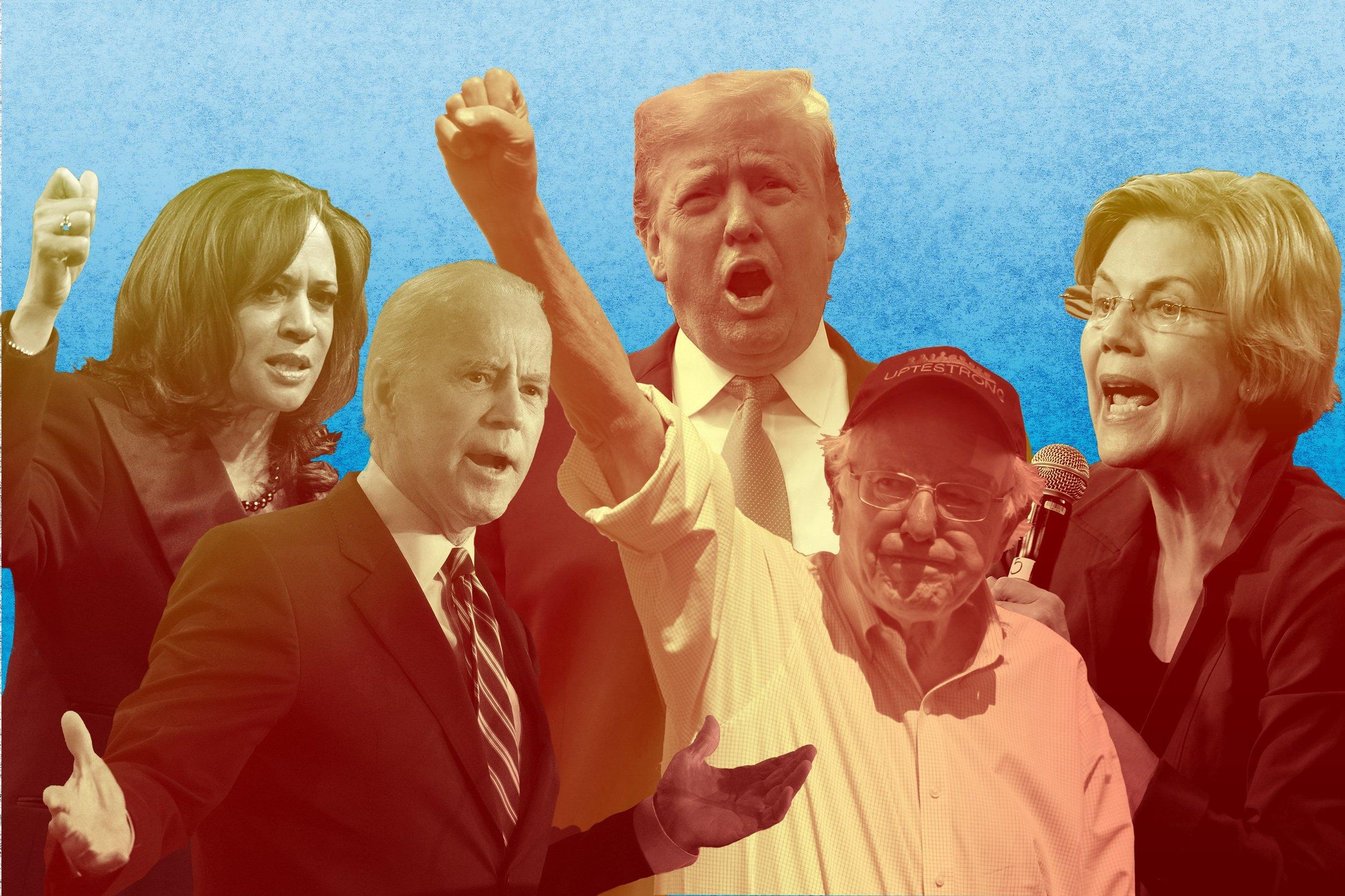 2020 U.S. Presidential Race