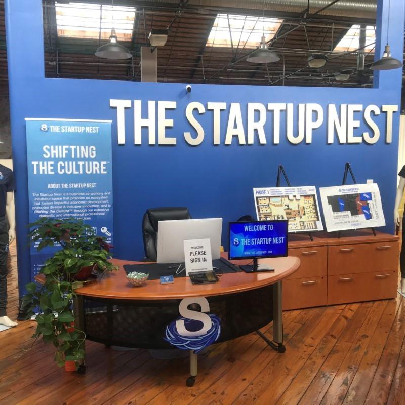 Start-up-Nest Lobby Baltimore, MD