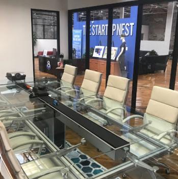 Start up Nest Conference Room