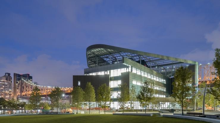 Cornell Bloomberg Tech Center - NYC - LEED Higher Ed/Tech Center