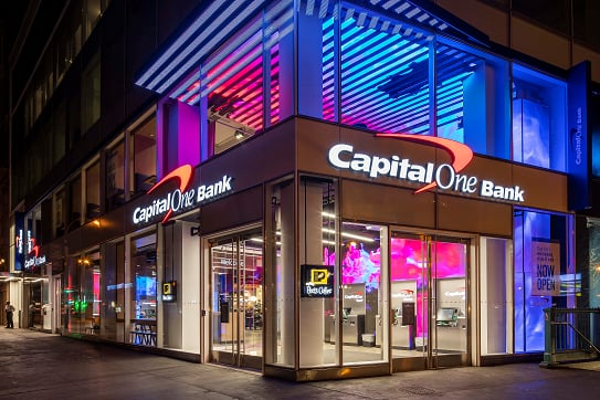 Capital One Bank - NY