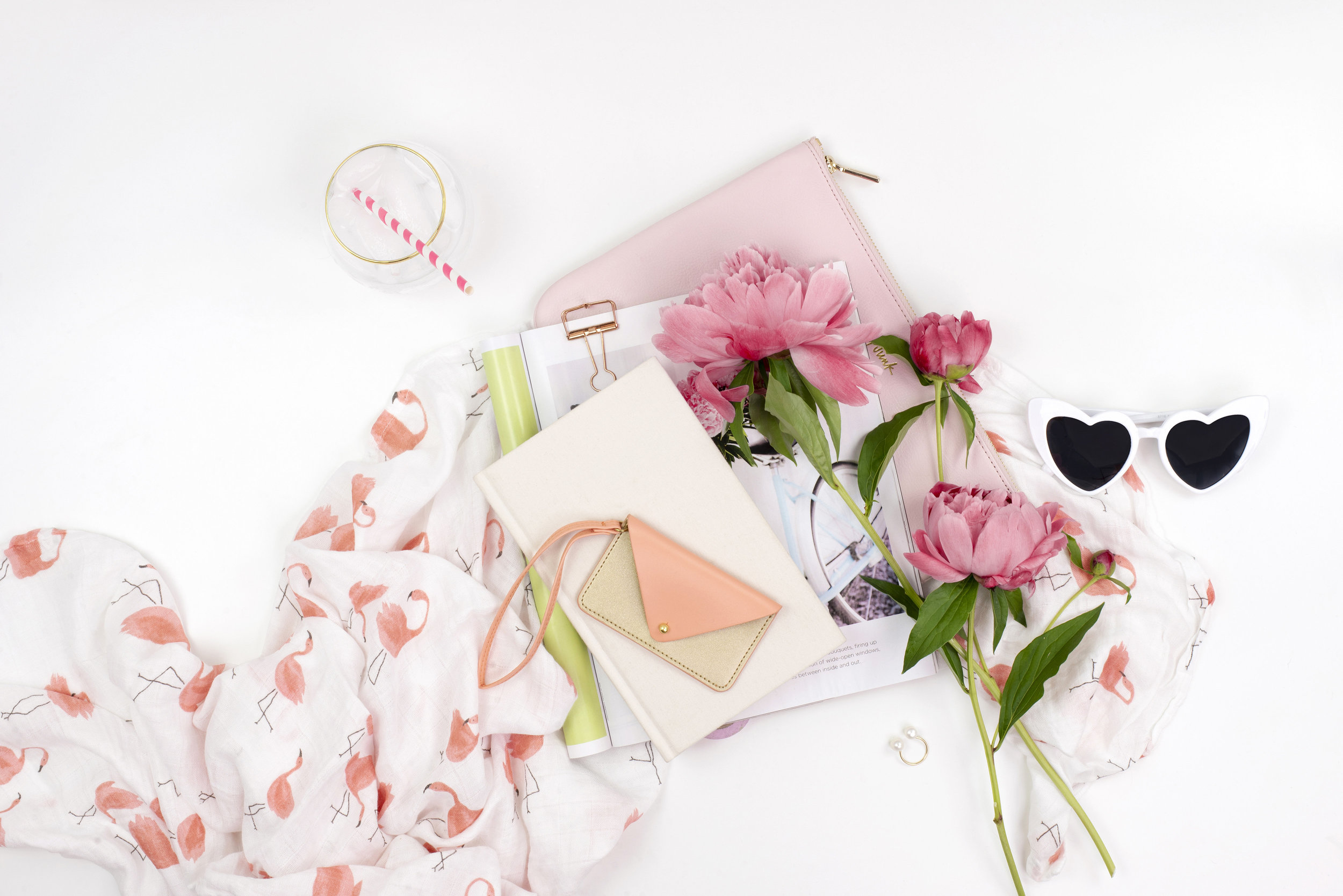 Her Creative Studio has really cute and fun styled stock photos!