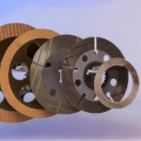 wet-friction-plate-parts