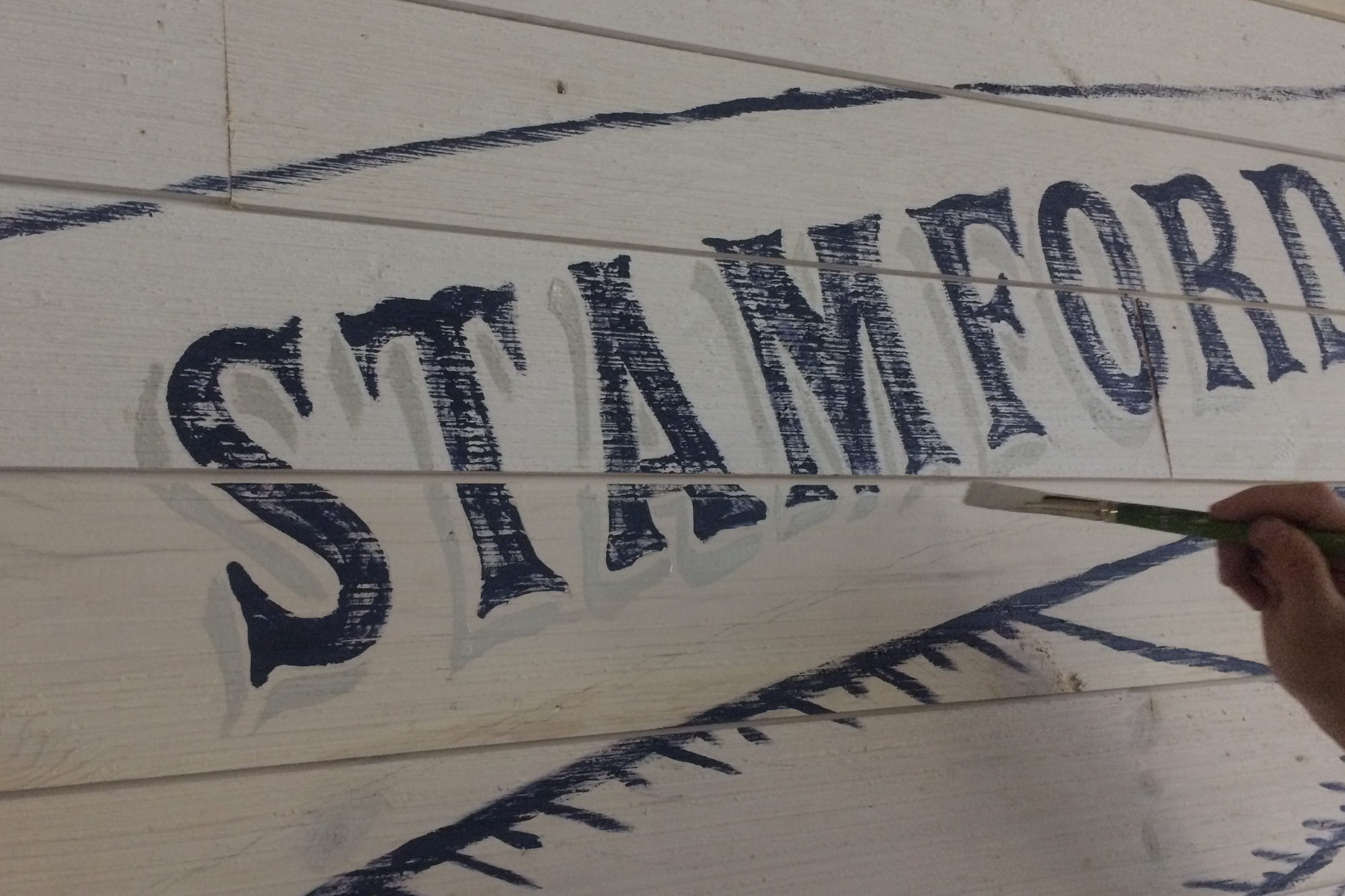 Indeed Stamford - Branded Environments & ArtUp