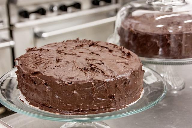 Sjokoladekake med smørkrem