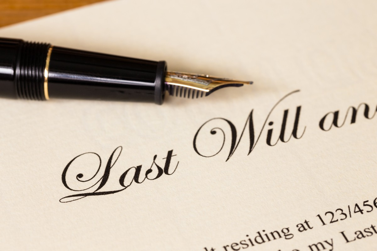 Do you need to make a will?
