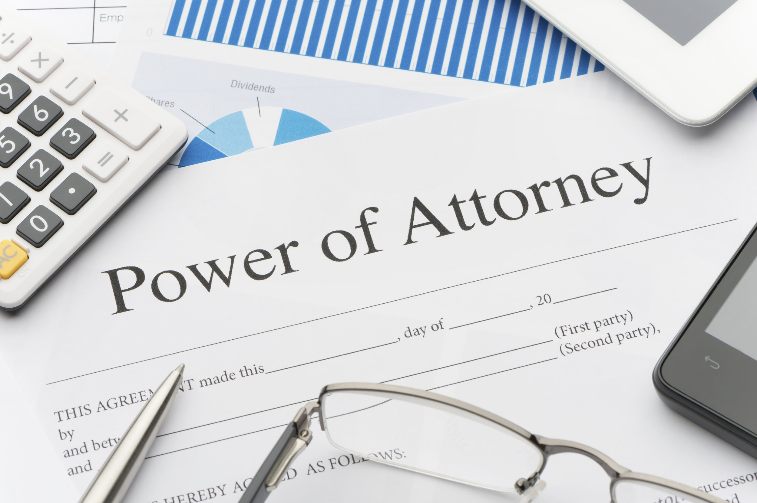 Powers of Attorney Renfrew and Glasgow