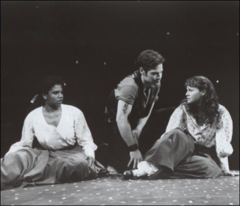 Billy Bigelow,  Carousel , Royal National Theatre (UK) & Lincoln Center Theater (NYC)